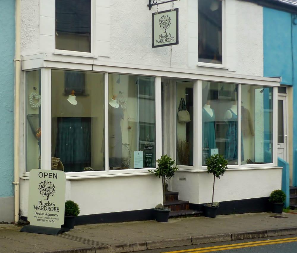The dress agency - Phoebe S Wardrobe Dress Agency Vintage Second Hand 45 High Street Menai Bridge Isle Of Anglesey Phone Number Yelp