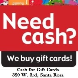 Cash For Gift Cards - Check Cashing/Pay-day Loans - 320 W 3rd St ...