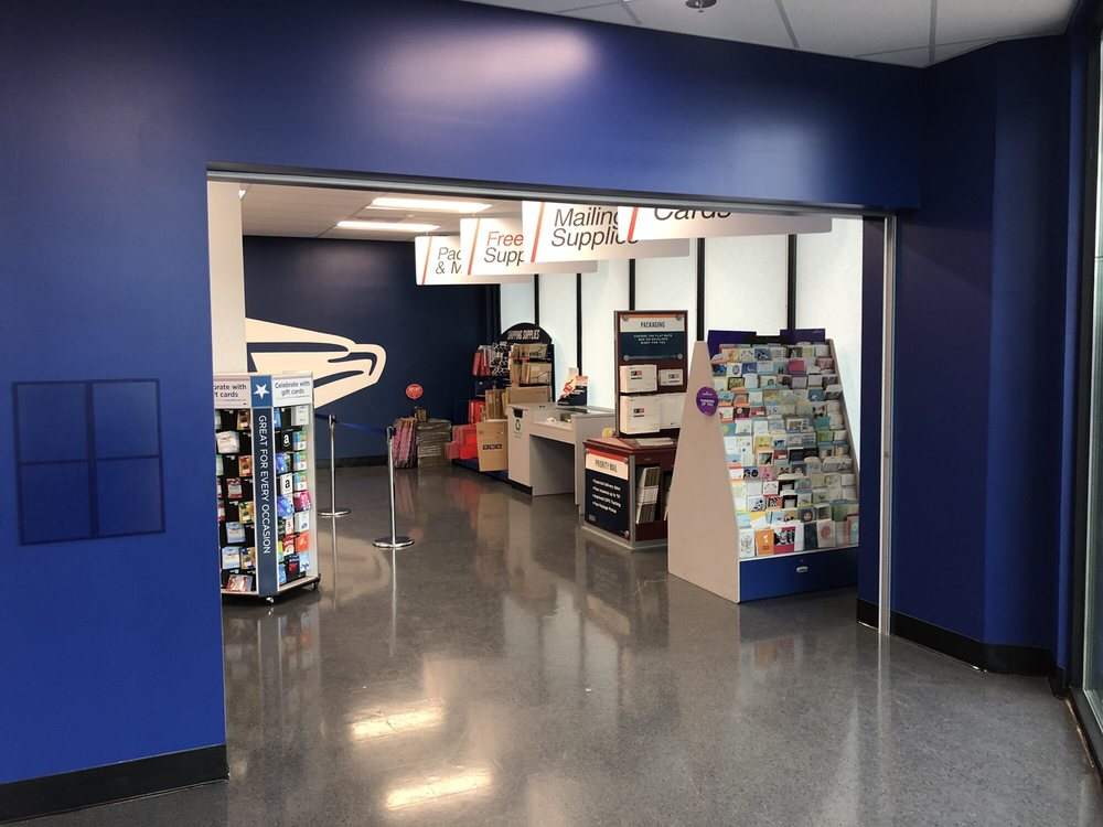 US Post Office: 750 Alma Lane, Foster City, CA