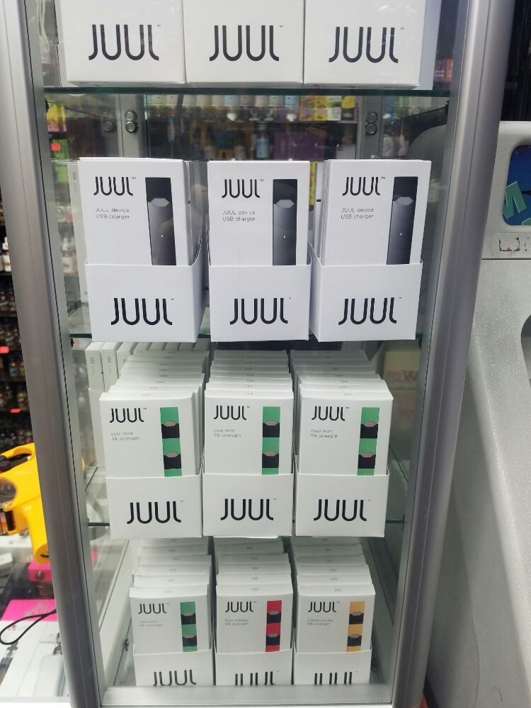 Tobacco Royale Malibu Canyon is fully stocked on Juul pods