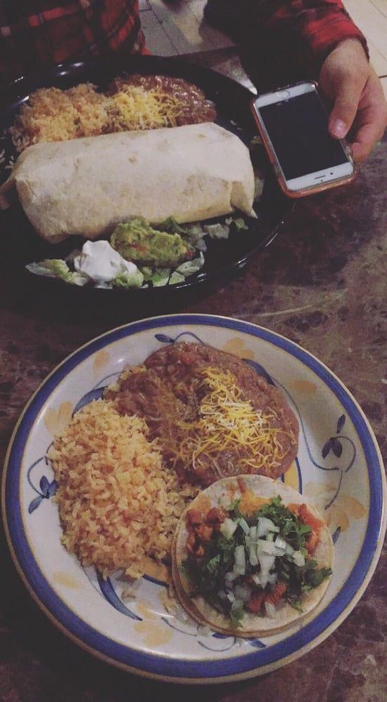 Mexican Food Pullman Wa