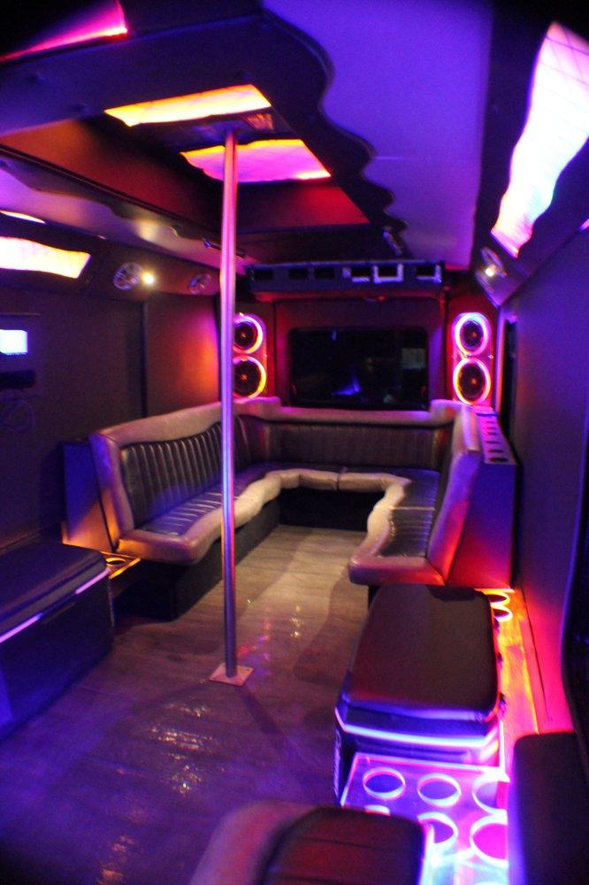 Austin Party Bus: 2209 Gardenia Dr, Austin, TX