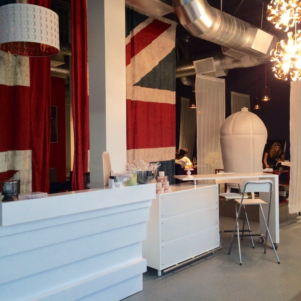 Lacquer London Nail Lounge: 4500 Washington Ave, Houston, TX