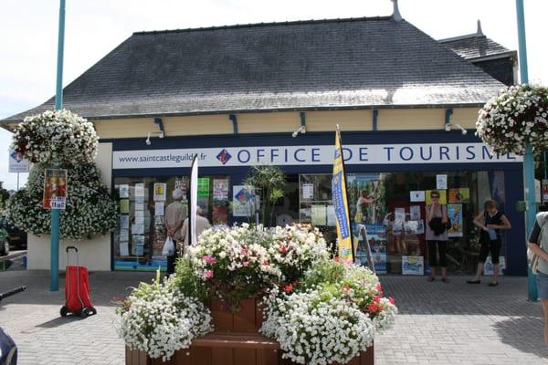 Office de tourisme ausfl ge touren place g n ral de - Office du tourisme saint cast le guildo ...