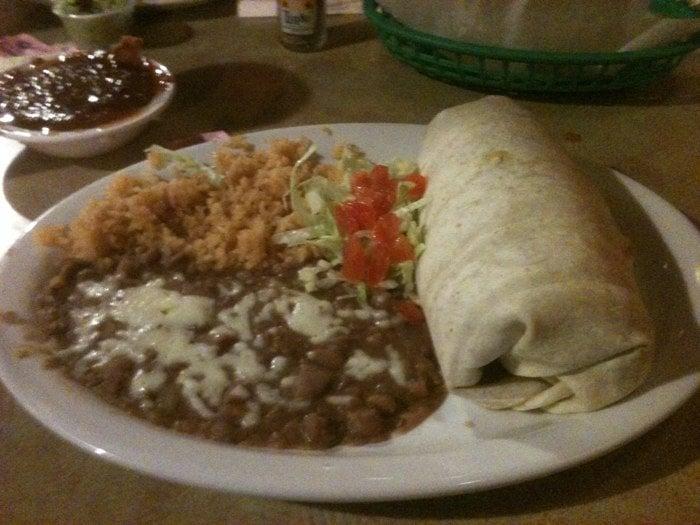 Benicia Mexican Food
