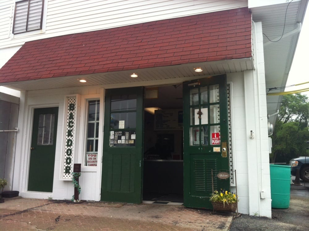 Backdoor Pizza & More: 1000 N Bowman Ave, Danville, IL