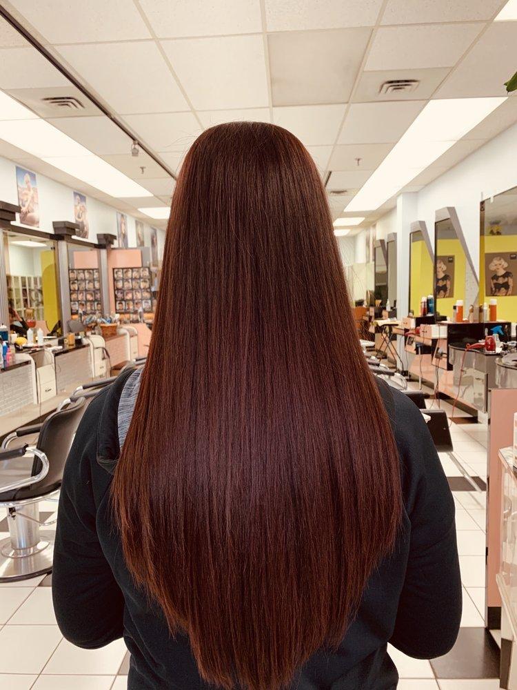 Joanna-May Hui's Hair Designs