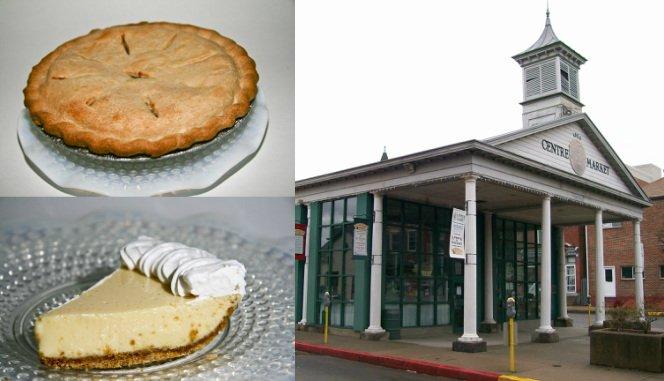 Oliver's Pies: 2200 Market St, Wheeling, WV