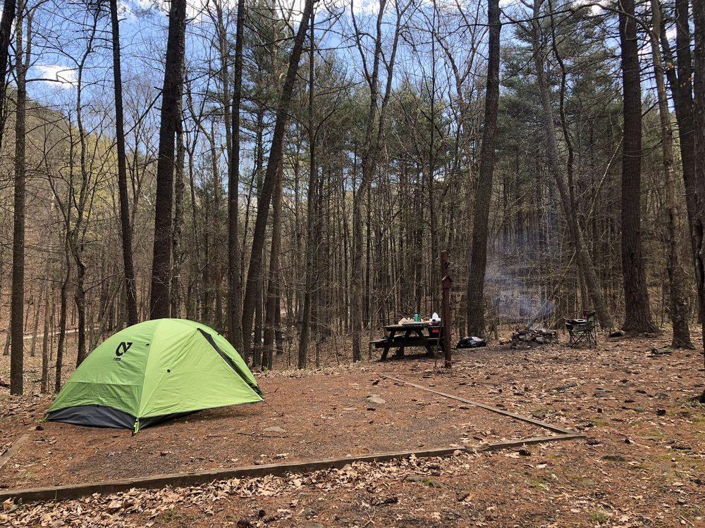 Camp Run Campground: Camp Run Rd, Eastern, WV