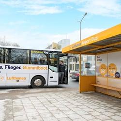 lufthansa airport bus 17 fotos 23 beitr ge flughafen shuttle arnulfstr 1 3. Black Bedroom Furniture Sets. Home Design Ideas