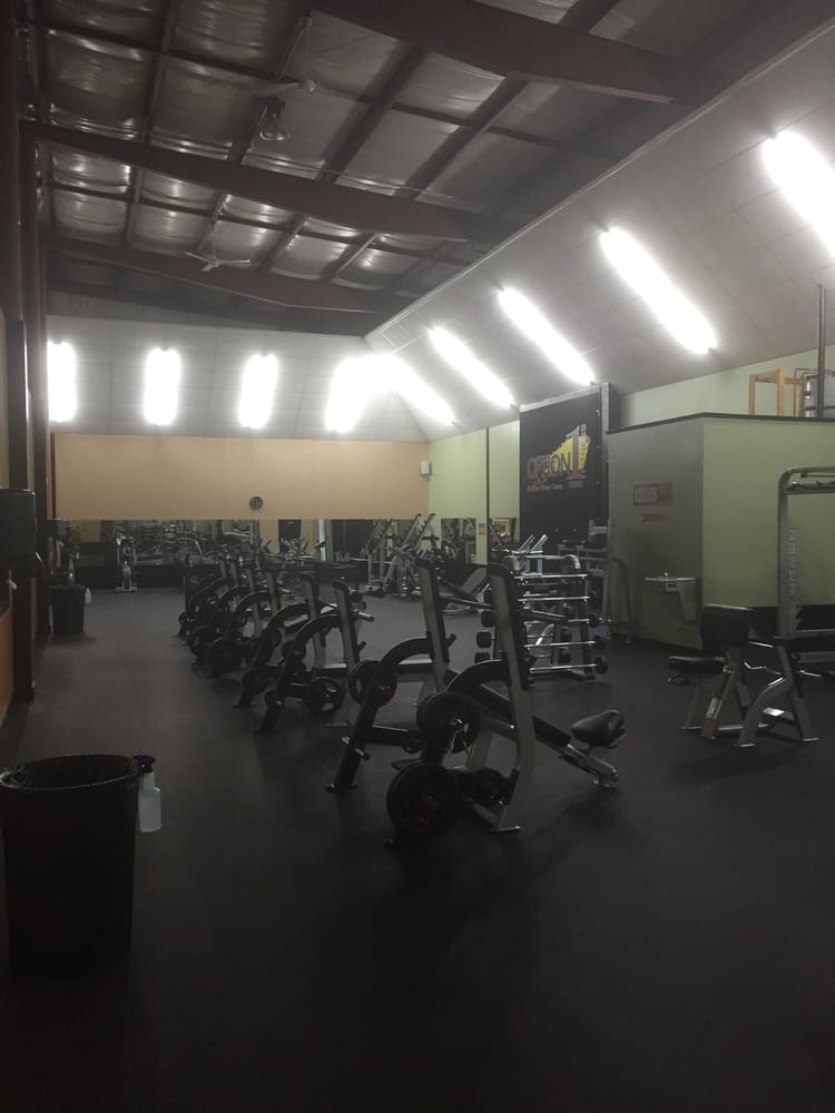 Social Spots from Option 1 Fitness Keene