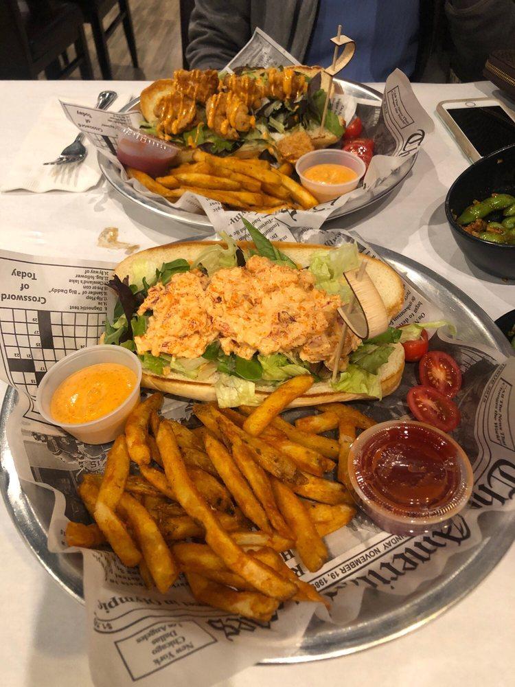 AJ's Crab Shack & Bar: 125 Main St, Nyack, NY