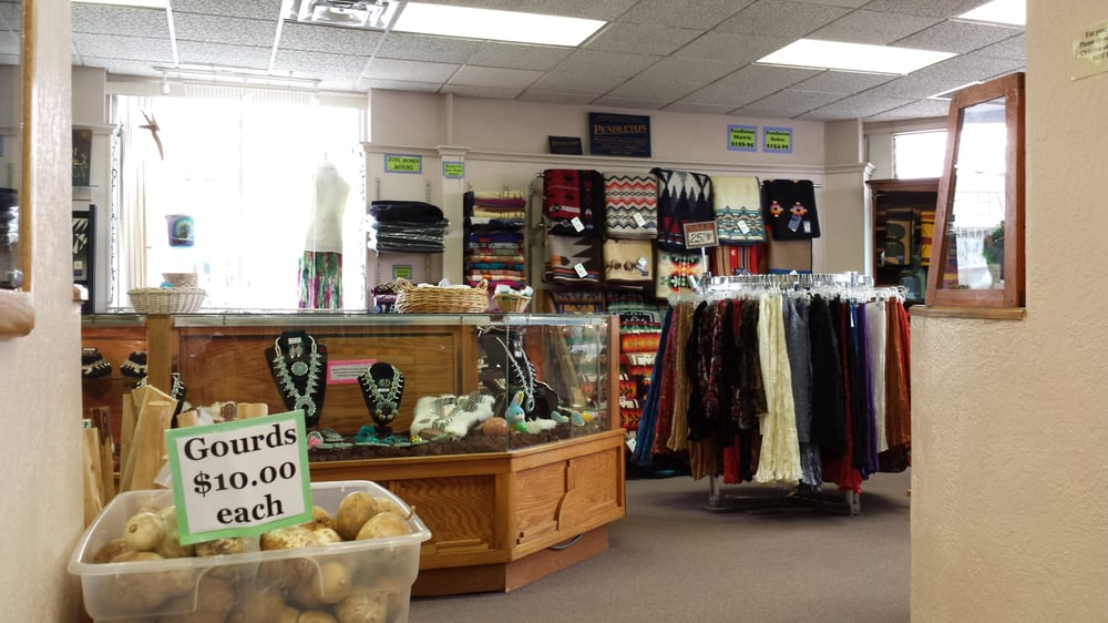 Silver Dust Trading Co: 121 W Historic Hwy 66, Gallup, NM