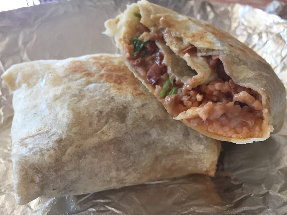 Best veggie burrito in sd 6 5 yelp for Mama s kitchen san diego