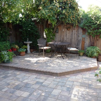 Photo Of Interlocking Pavers Specialist   San Jose, CA, United States.  Finished Patio