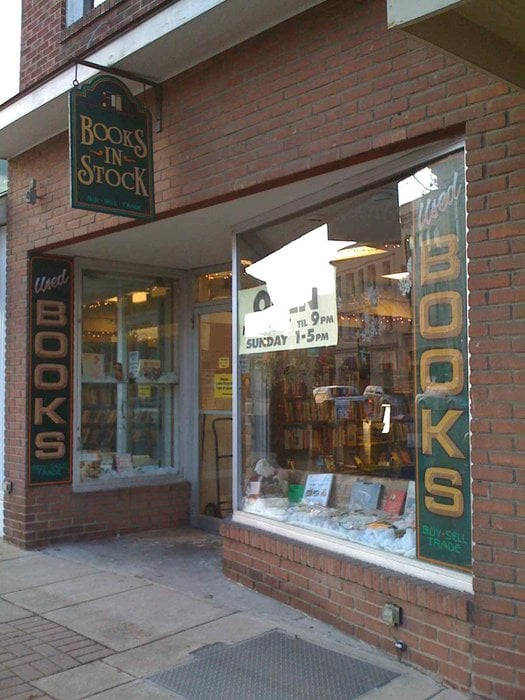 Books In Stock Used and Rare Books: 140 E Liberty St, Wooster, OH