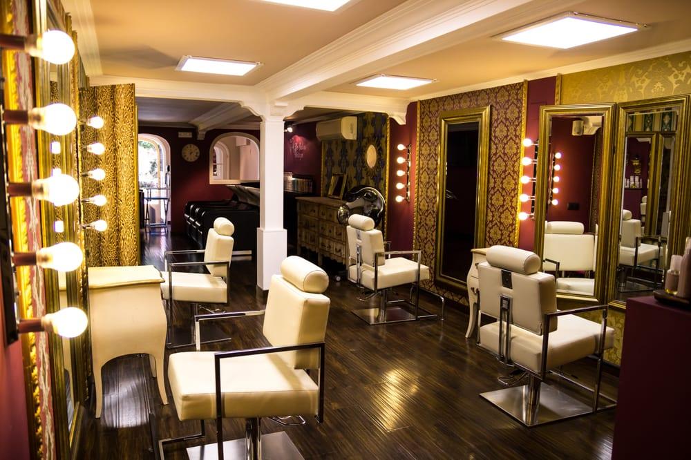 Le salon vintage zona de trabajo peluqueria yelp - Nuevo estilo peluqueria ...