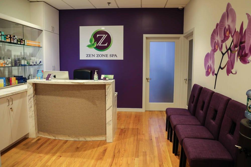Zen Zone Spa: 319 Washington St, Brighton, MA