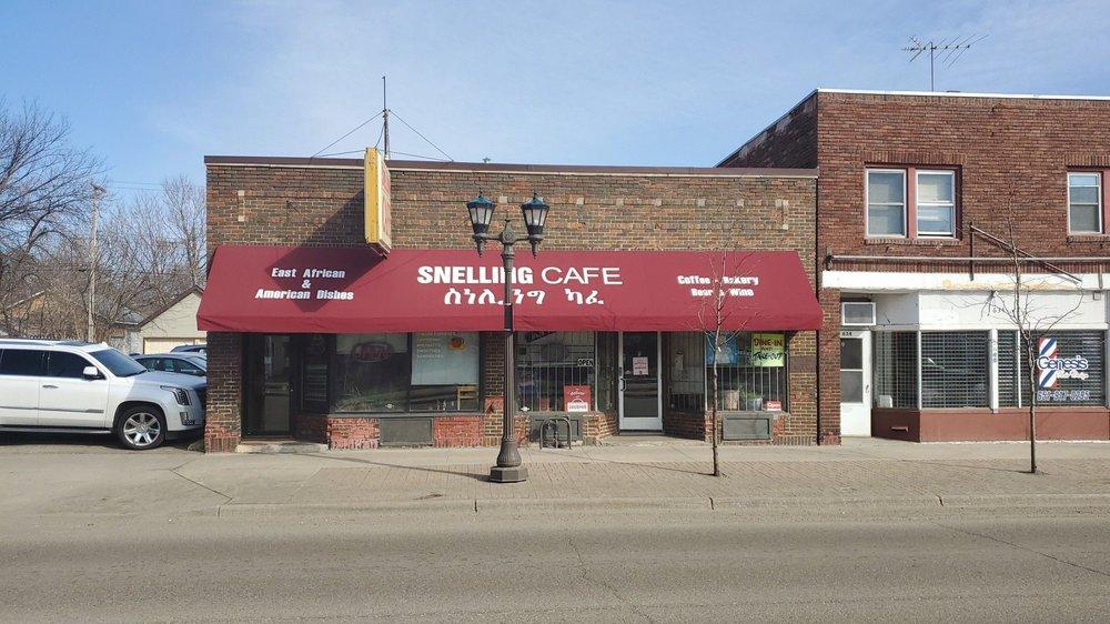 Snelling Cafe: 638 Snelling Ave N, Saint Paul, MN