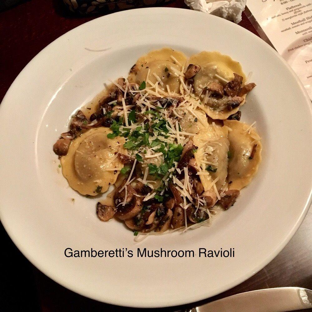 Gamberetti's Italian Restaurant: 211 W 1st Ave, Albany, OR
