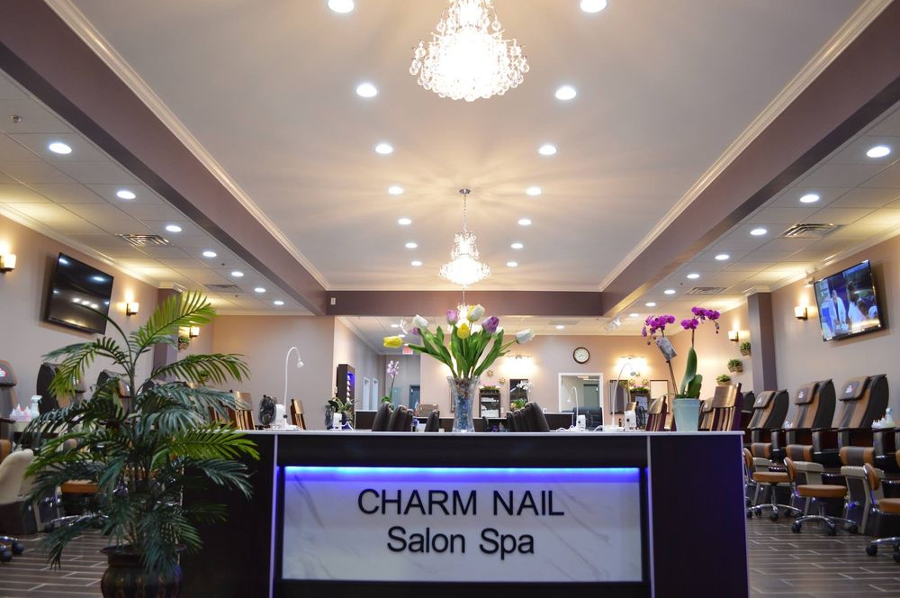 Charm Nail Salon: 181 Cross Center Rd, Denver, NC