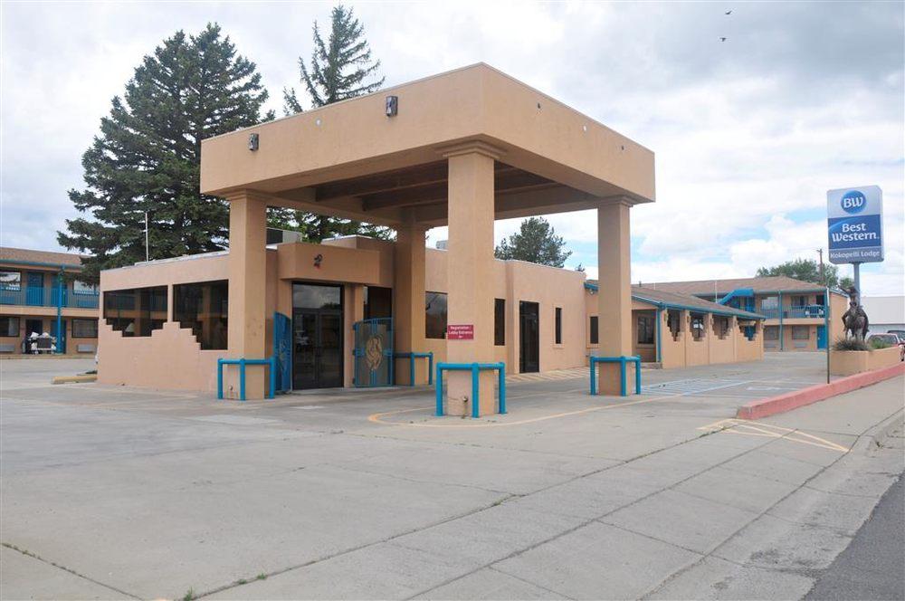 Best Western Kokopelli Lodge: 702 S 1st St, Clayton, NM