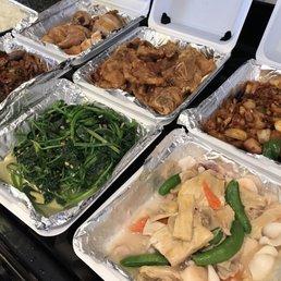 Diamond Palace Chinese Seafood Restaurant Menu