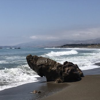 Photo Of Moonstone Beach Cambria Ca United States No Words Peacefulness