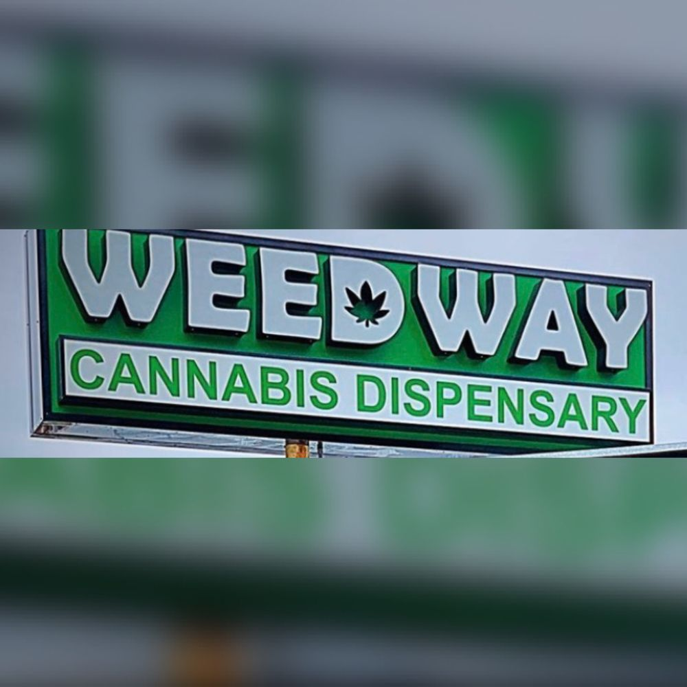 Weed Way: 7031 Foothill Blvd, Los Angeles, CA