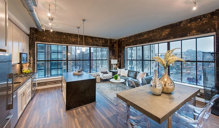 The Mission Apartments: 1350 R St NW, Washington, DC, DC