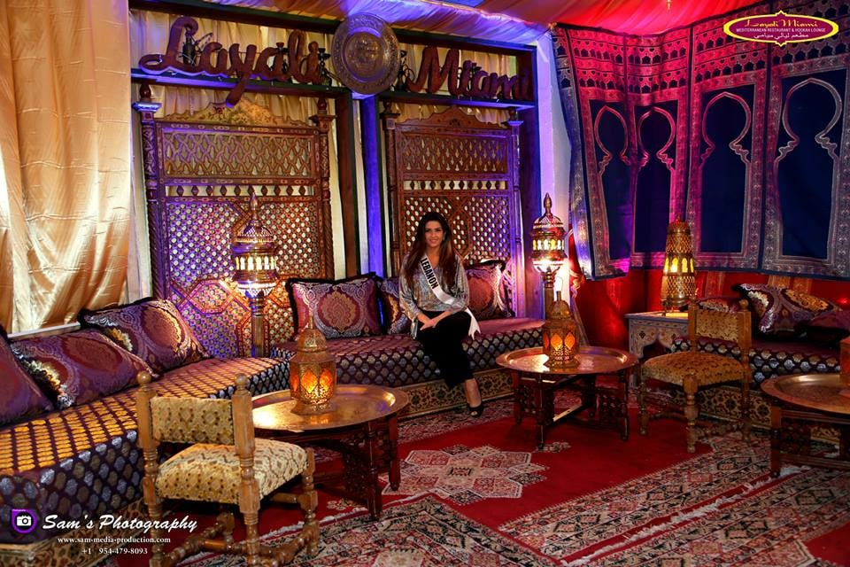 Photo Of Layali Miami Lebanese Restaurant Hookah Lounge D Fl United States