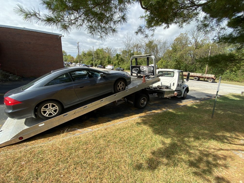 Lucky's Towing and Roadside Services: Catonsville, MD