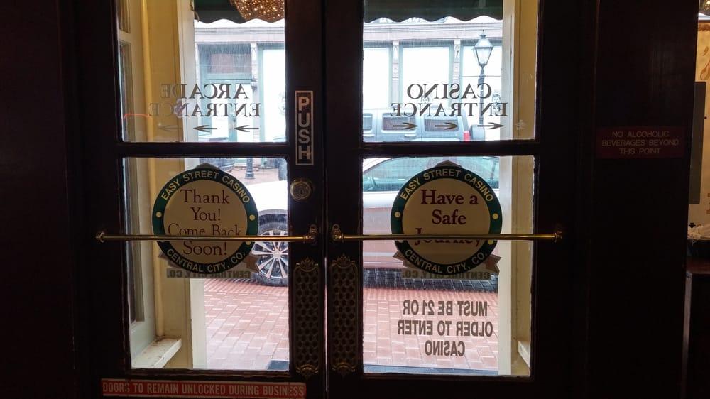 Easy Street Casino: 107 Main, Central City, CO