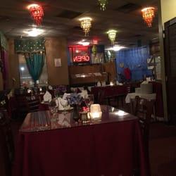 Photo Of Maharaja Fine Indian Cuisine Charlottesville Va United States Inside View