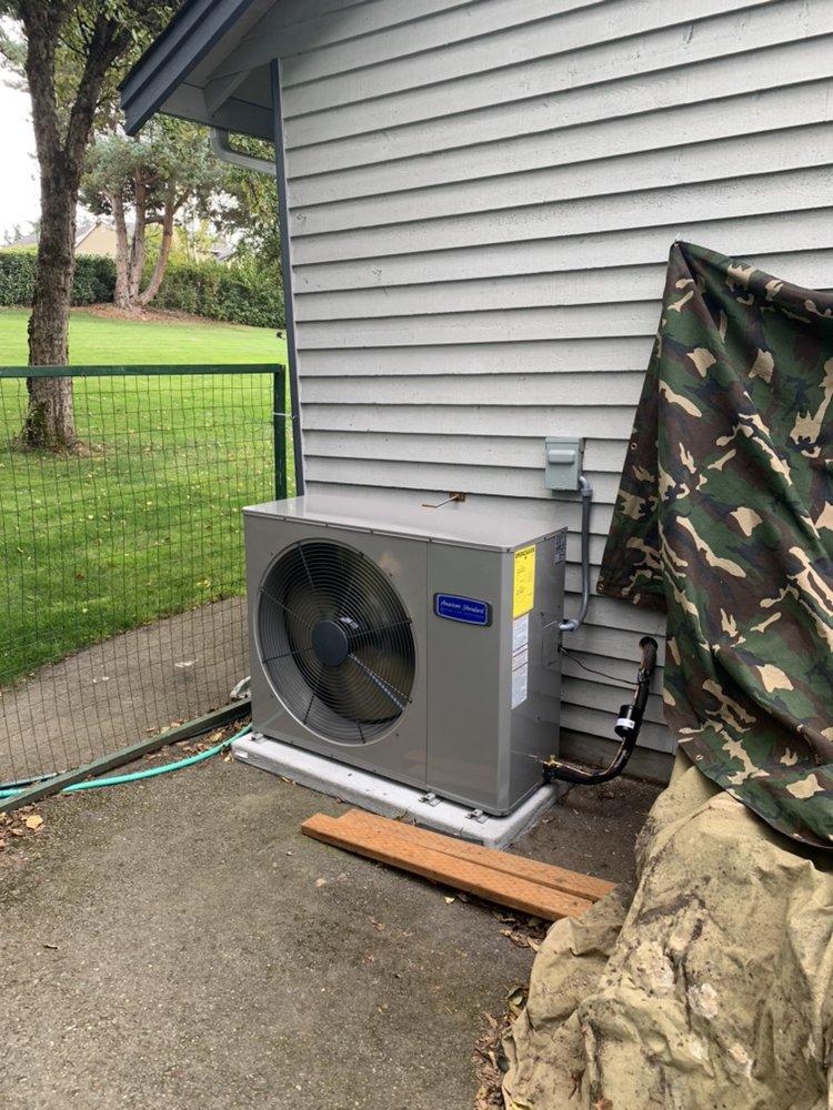 Home Comfort Heating & Cooling: 16106 SE Lake Money Smith Rd, Auburn, WA