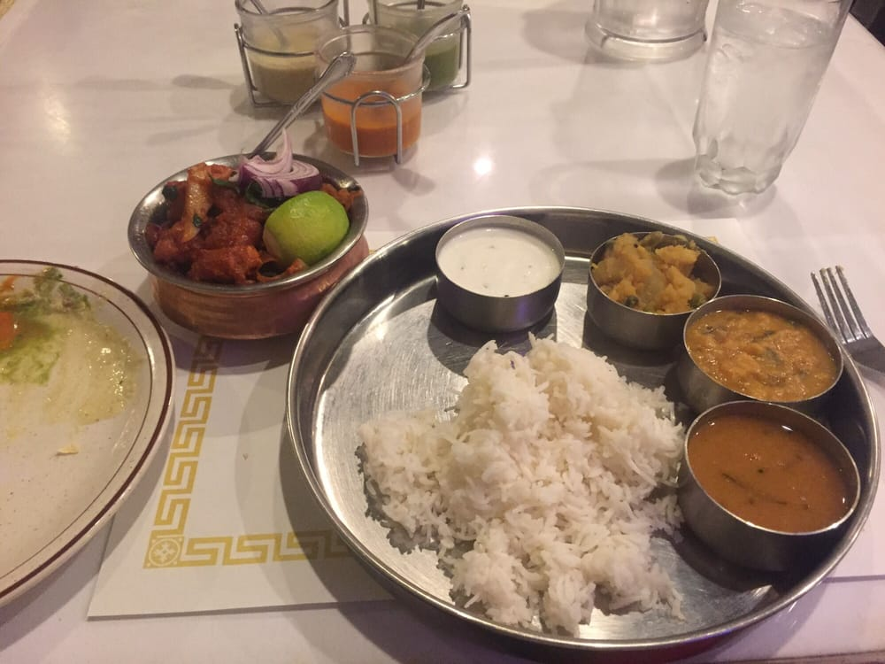 Chicken 65 meal yelp for Abhiruchi indian cuisine