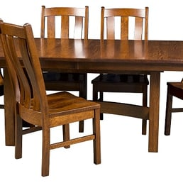 Photo Of Burress Amish Furniture   Elgin, IL, United States. Vancouver  Dining Room