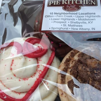 Homemade Ice Cream And Pie Kitchen New Albany In