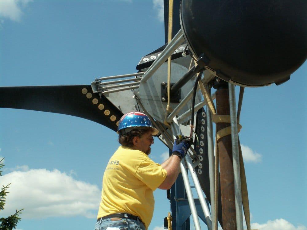 6kW Proven Wind Turbine - Yelp