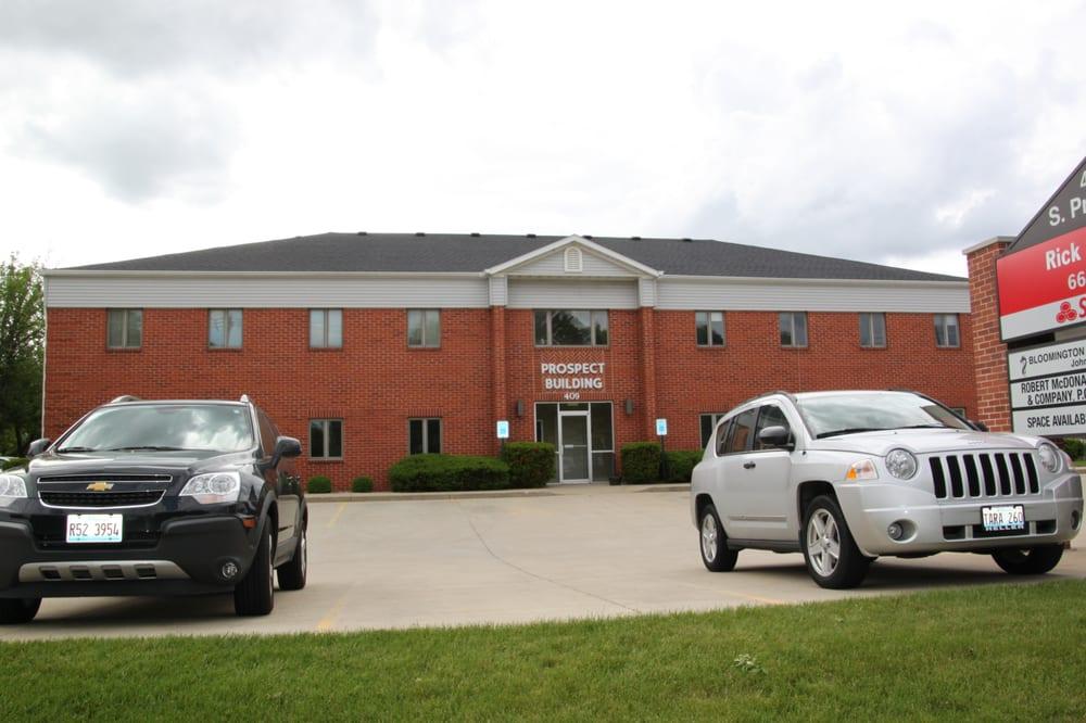 Vitality Bodyworks: 409 S Prospect, Bloomington, IL