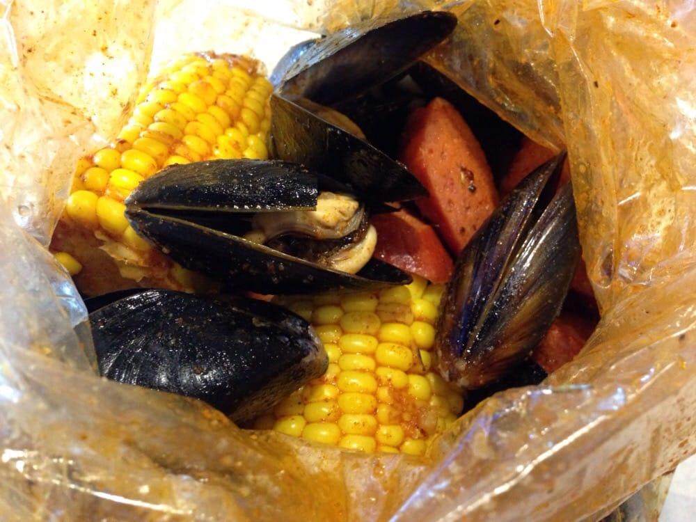 photo of backyard bayou union city ca united states 1 lb mussels