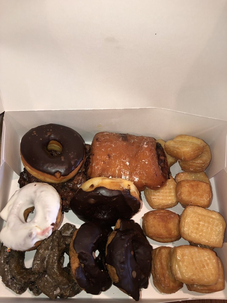 The Donut House: 9807 S Parker Rd, Parker, CO