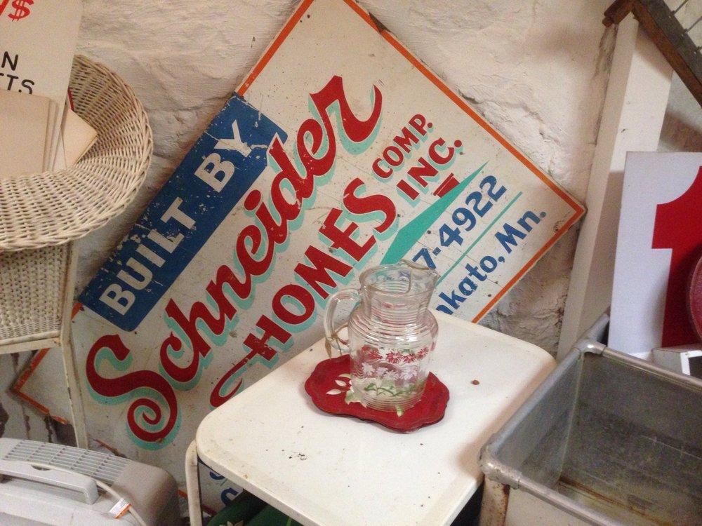 Ms. Mac's Antiques: 100 N Main St, Janesville, MN