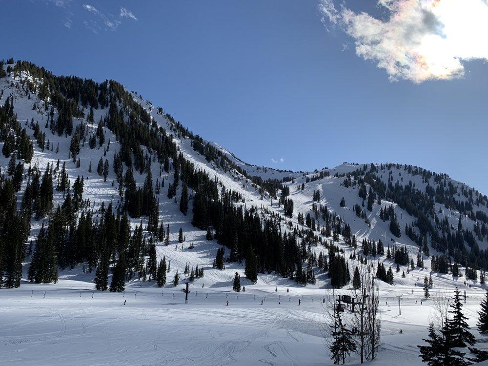 Snowpine Lodge: 10420 Little Cottonwood Rd, Alta, UT