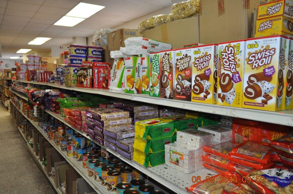 Hong dong asian supermarket