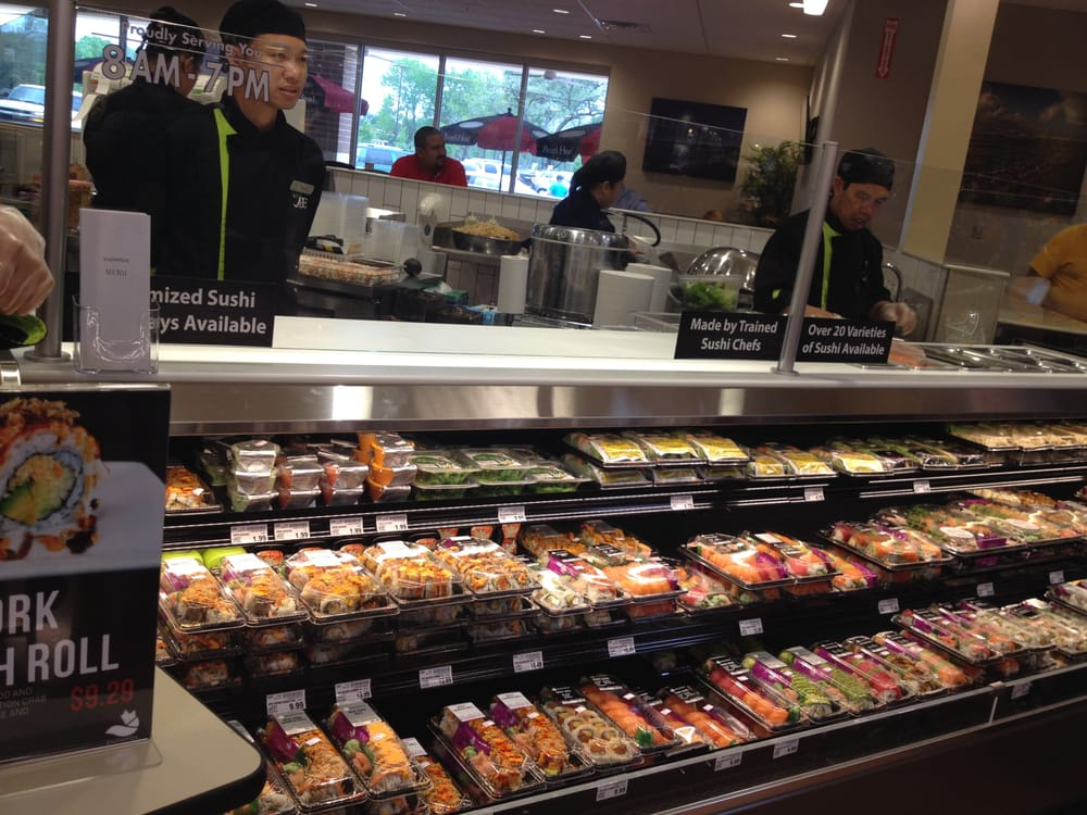 Kroger Near Me >> Photos for Snowfox Sushi Bar At Kroger - Yelp