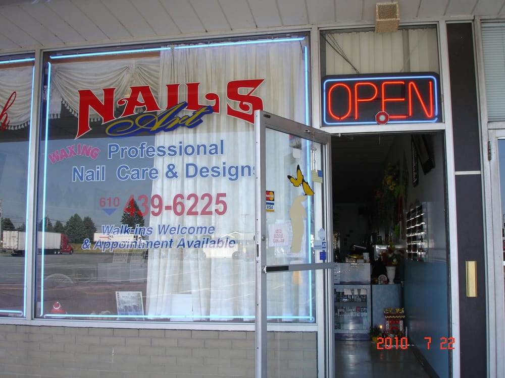 Nail Art: 1245 Airport Rd, Allentown, PA
