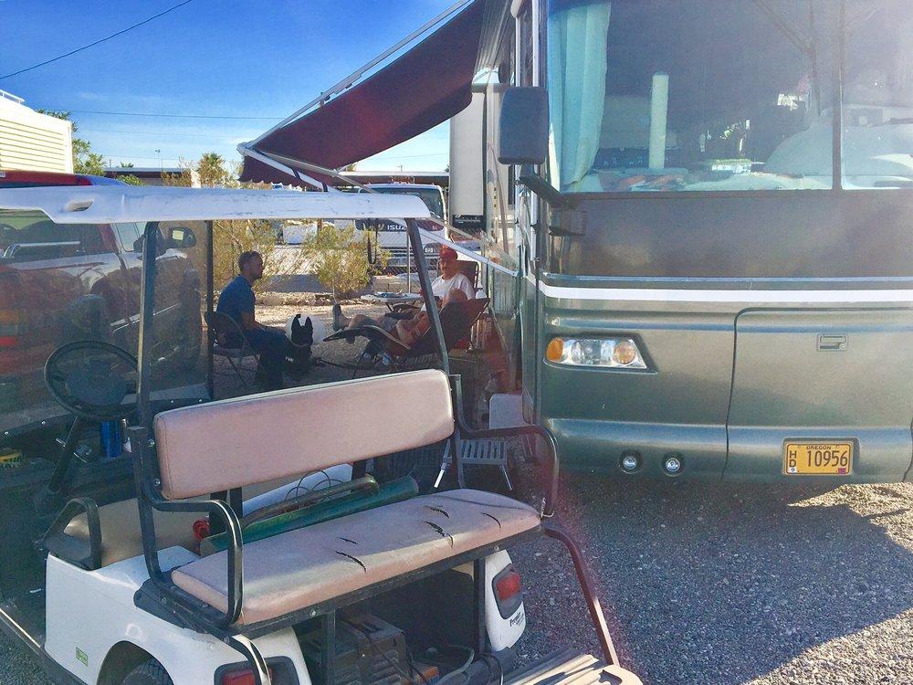 American Trails RV Park: 310 N Central Blvd, Quartzsite, AZ