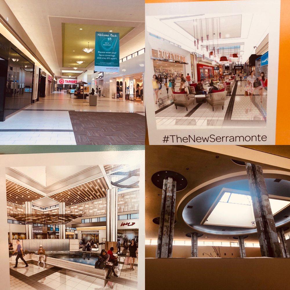 Serramonte Shopping Center