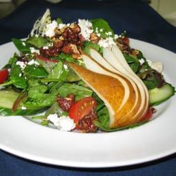 Giulio's Restaurant - Tappan, NY, United States. Giulio's Salad